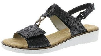 Rieker Ladies Sandals 63687-45